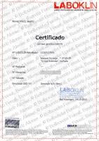 Certificados GSDIV WEB